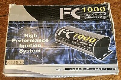 Nos Jacobs Electronics Fc 1000 Capacitive Discharge Ignition In Original Box