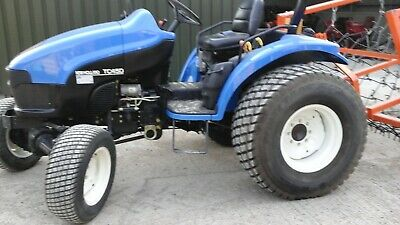 NEW HOLLAND Tc45D 4WD TRACTOR