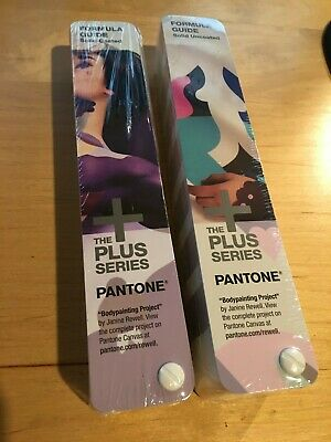 Pantone Plus Series Solid Coated/Uncoated Formula Guide