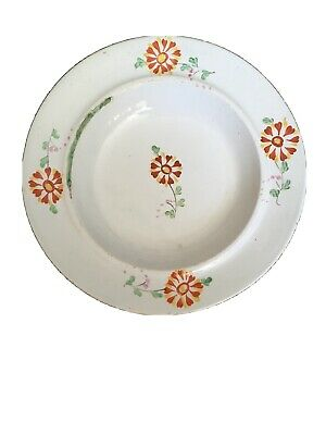 Unusual Mason's ironstone soup plate, with importers mark c1845-48
