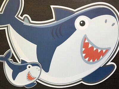 Kids Placemat And Coaster Set Baby Shark