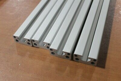 80/20 Inc 1.5 x .75 Aluminum Extrusion 15 Series 1575 SC Lot 26 (4pcs)