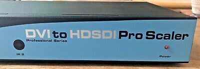 Gefen DVI to HDSDI Pro Scaler - EXT-DVI-2-HDSDIPRO 2 x separate HDSDI Channels