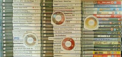 Sony PSP Games Updated Regularly Multi-listing