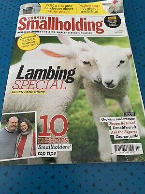 Country Smallholding Magazine March 2017
