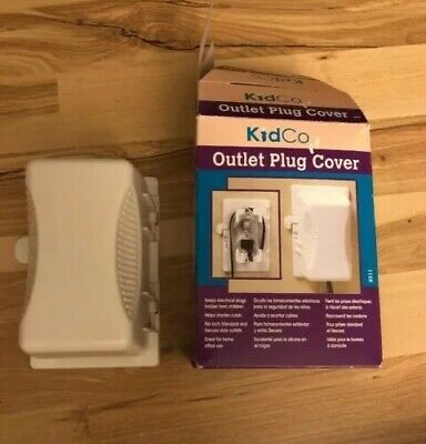 Kidco S211 Outlet Plug Cover White