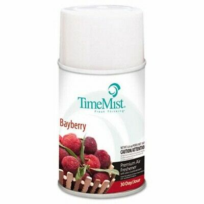Timemist Metered Fragrance Dispenser Refill, Bayberry, Aerosol (TMS1042705EA)