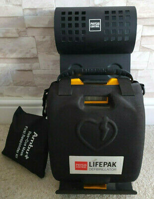 Physio-Control Lifepak® CR Plus - fully automatic AED