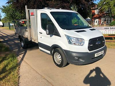 Ford Transit 2.2TDCi Alloy Tipper ***Fully Loaded***