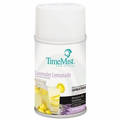 Timemist Metered Fragrance Dispenser Refill, Lavender Lemonade (TMS1042757EA)