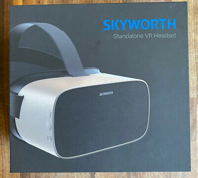 SKYWORTH All-in-One Standalone 8K Virtual Reality Headset V901 USED