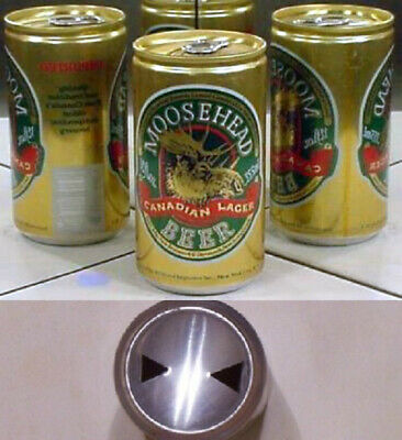 Moosehead Beer A/A Can Canada's Oldest Brewery All Brands Importer O28