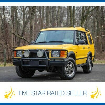 2002 Land Rover Discovery Special Vehicle Kalahari Editin 1 Owner 1 of 150 Video 2002 Land Rover Discovery Special Vehicle Kalahari Editin 1 Owner 1 of 150 Video