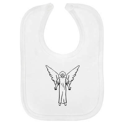 'Angel' Baby Bib  (BI00019103)