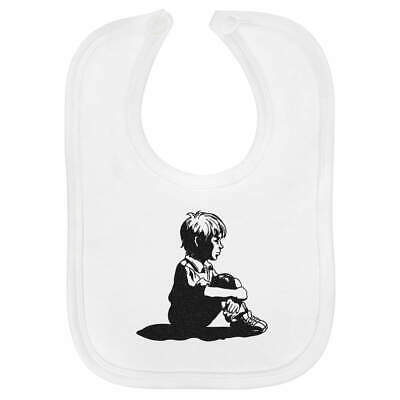 'Lonely Boy' Baby Bib  (BI00019124)
