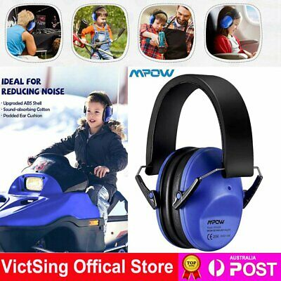 Mpow Kids Hearing Protection Earmuff Foldable Children Shooting Hunting Ear muff