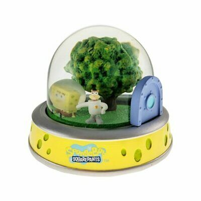 SpongeBob SquarePants and Sandy Cheeks Snow Globe