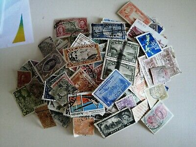 Collection of over 300 older British Commonwealth/Empire stamps