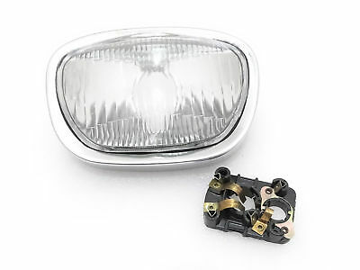 New Vespa Headlamp Headlight Assembly Super Sprint  # Vs180