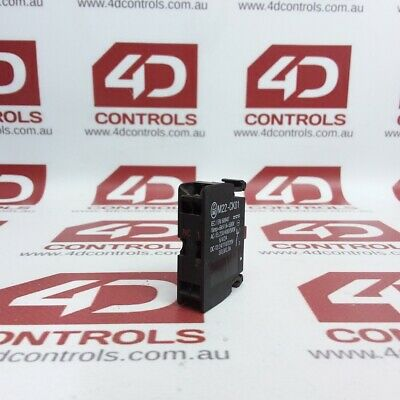 M22-CK01 | Moeller | Contact Block Spring Cage 500V - Used