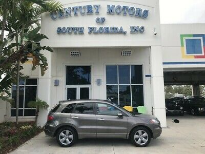 2008 Acura RDX  Nav GPS Heated Leather Sunroof Backup Camera CD Changer XM MP3