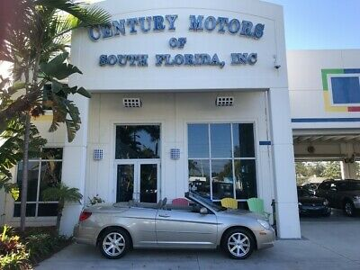 2008 Chrysler Sebring  Heated Leather Bluetooth UCONNECT Cruise CD AUX USB Power Top