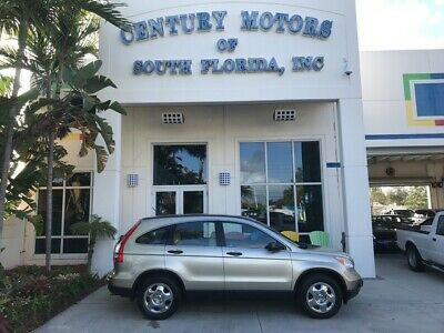 2007 Honda CR-V  AWD 4WD 4x4 Cloth Seats CD AUX MP3 Cruise Factory A/C 4 Cylinder
