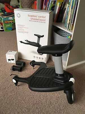 Bugaboo Comfort Wheeled Board plus adapters for Bugaboo Chameleon