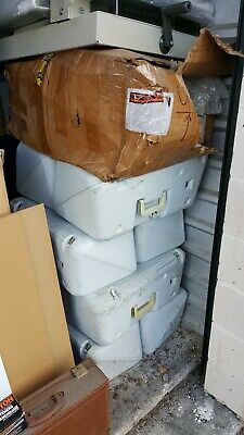8 Riso Risograph GR-3750 Color Drums w/cases in Various Colors. Need Your HELP !