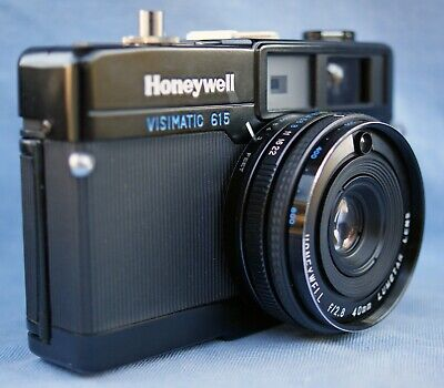 Honeywell Visimatic 615 35mm Point and Shoot Camera