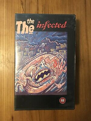 The The Infected VHS