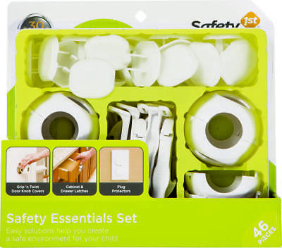 Safety 1st HS267 Essential Child Proofing Kit, 46 Pieces