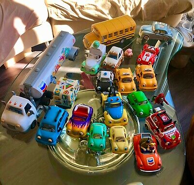 Chevron Cars Collection- Huge Lot of 18 Cars