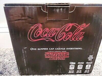 Stranger Things Coca-Cola