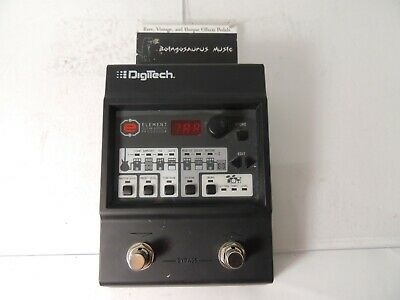 Digitech Element Multi Effects Pedal Processor Free USA Shipping