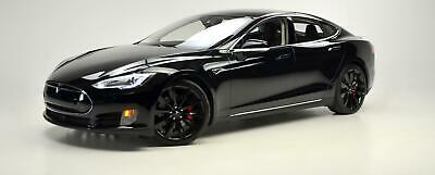 2016 Tesla Model S P90D 2016 Tesla Model S P90D Black Black w/90KW Performance Dual Motor