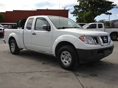 2016 Nissan Frontier S/SV 2016 Nissan Frontier Salvage Damaged Vehicle! Priced To Sell! Wont Last! L@@K!!