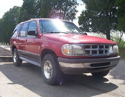 1997 Ford Explorer CLOTH SEATS 1997 FORD EXPLORER V8