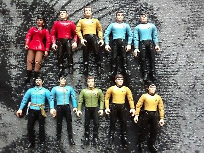 Playmates Star Trek The Original Series Action Figure Lot 2