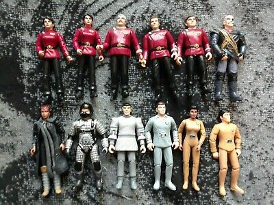 Playmates Star Trek TOS Motion Picture Action Figure Lot 3