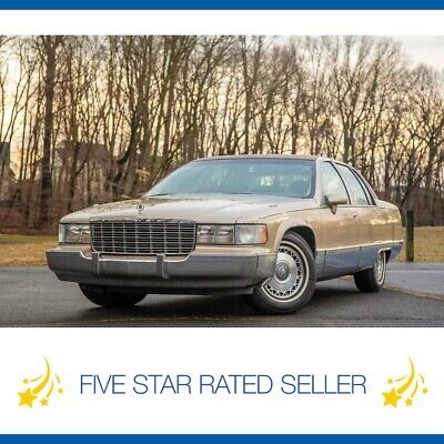 1993 Cadillac Fleetwood Brougham 1 Owner Low 79K Southern Garaged CARFAX! 1993 Cadillac Fleetwood Brougham 1 Owner Low 79K Southern Garaged CARFAX!