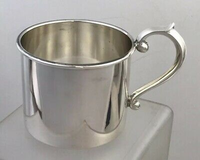 Vintage FB Rogers Sterling Silver Cup