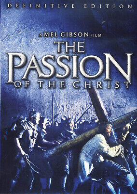 the Passion of the Christ (Definitive Edition) New DVD