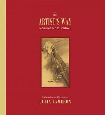 Artist's Way Morning Pages Journal, Hardcover by Cameron, Julia, Brand New, F...