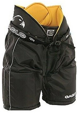 Eagle Eishockeyhose X72i Junior schwarz