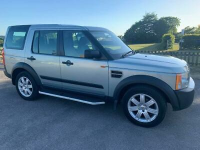 land rover discovery 3 2.7 tdv6 automatic 7 seater/ 2006/ 160k/ october 2020 mot