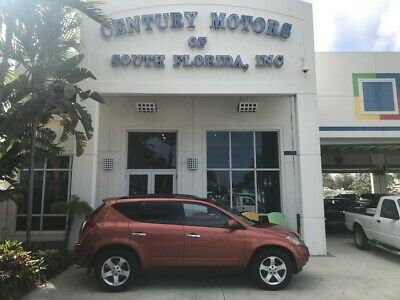 2004 Nissan Murano  CD Changer BOSE Stereo Sunroof Leather Heated Seats Homelink