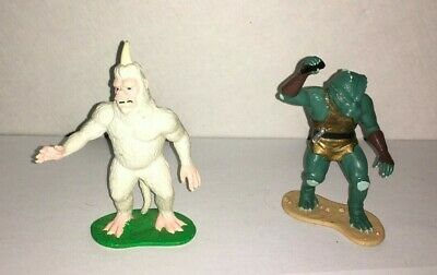 Gorn and Mugato  PVC figure Star Trek TOS Hamilton 1991