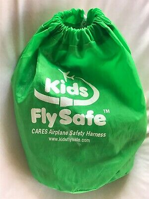 Pre-Owned Kids Fly Safe CARES Harness - Air Plane Travel Belt