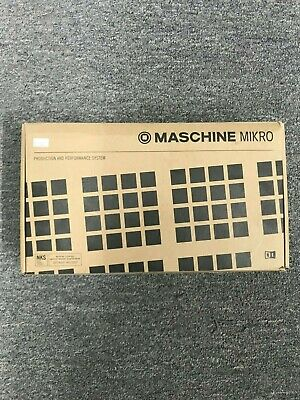 Native Instruments Maschine Mikro MK3 Production and Performance System Parts